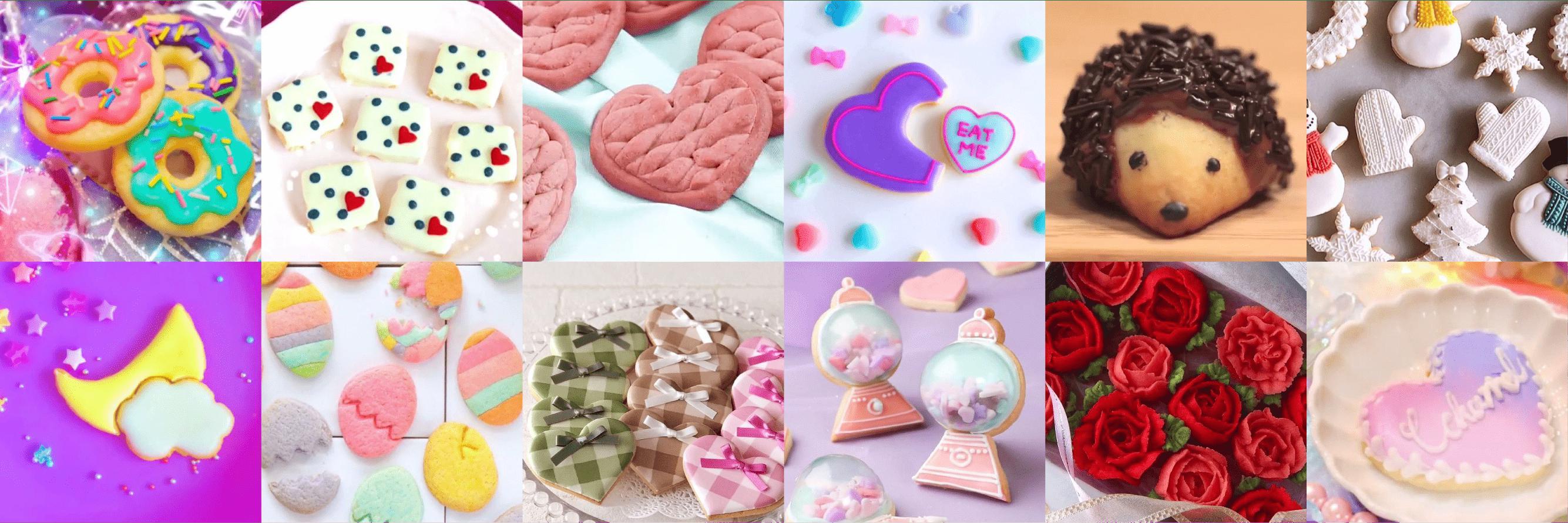 【特集】 バレンタインの大量生産クッキー!簡単手作りレシピ20選 | C CHANNEL - 女子向け動画マガジン