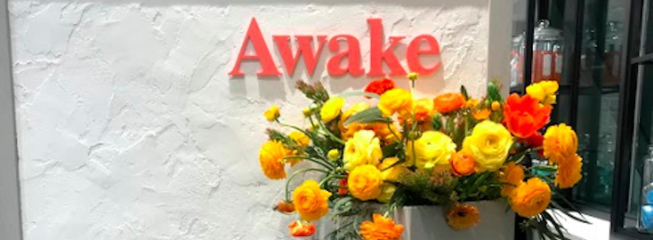"=【Awake】代表的アイテム ""ショット"" オイル状美容液をレポート"