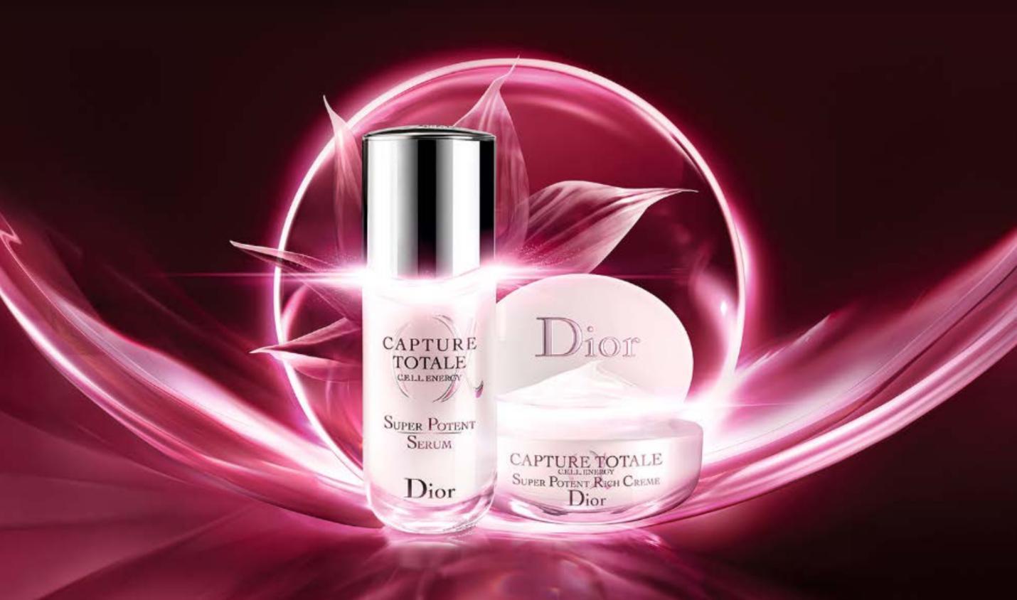 =全新《DIOR 迪奧逆時能量特潤霜》搭配#迪奧能量瓶 高效呵護乾燥肌!全面打造 Q、彈、亮美肌