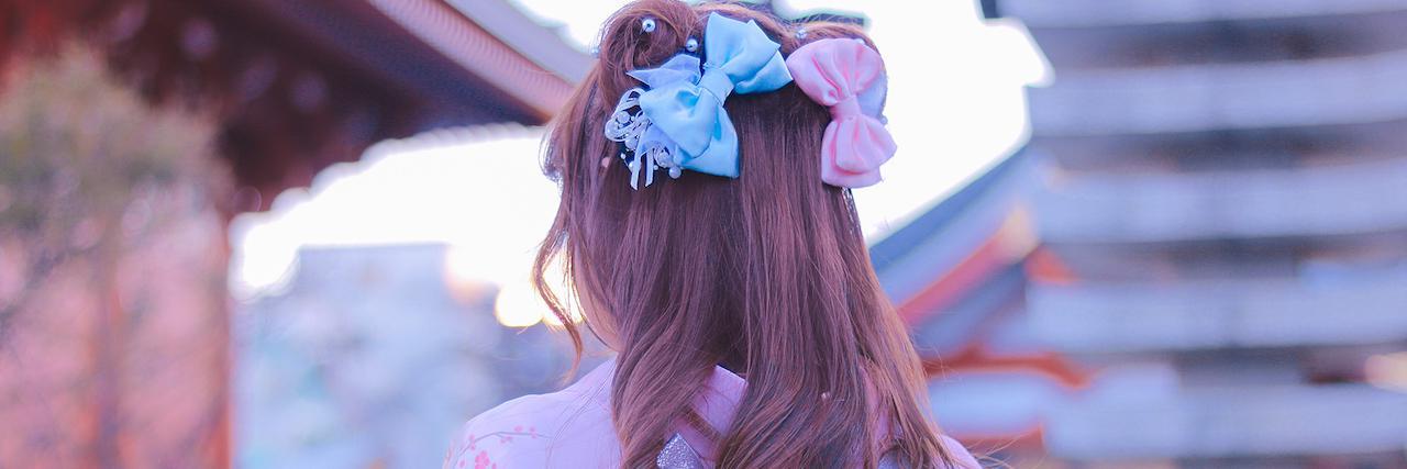 =卒業式の髪型はハーフアップで!袴にあうハーフアップ13選