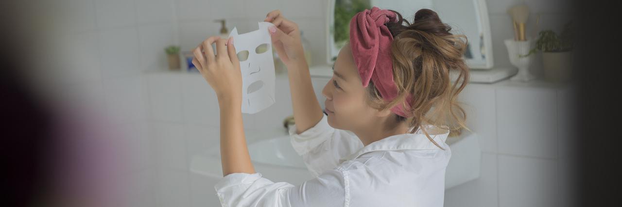 【特集】 【サボリーノ】忙しいオトナの味方♡1枚5役高保湿シートマスク | C CHANNEL - 女子向け動画マガジン