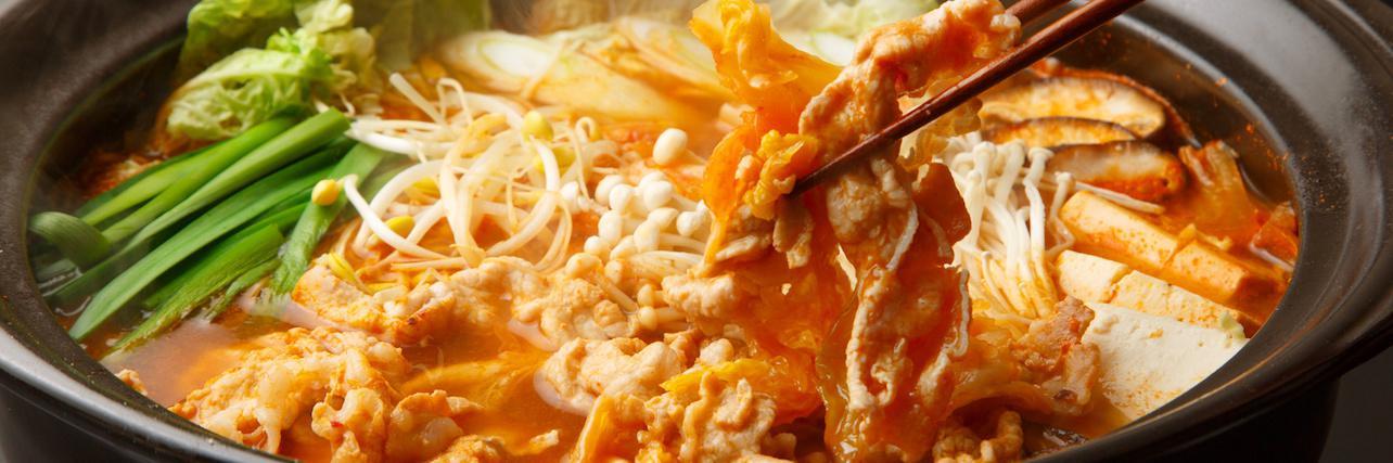 =チゲのレシピ完全版!韓国料理屋さんの味を自宅で再現