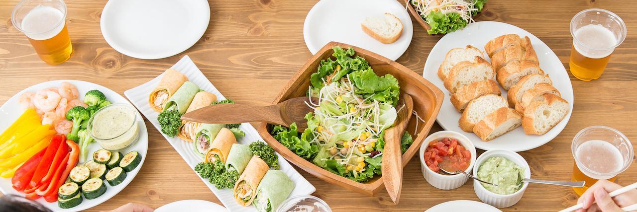 【特集】 パーティー料理レシピ30選!簡単おしゃれにホームパーティー♡ | C CHANNEL - 女子向け動画マガジン