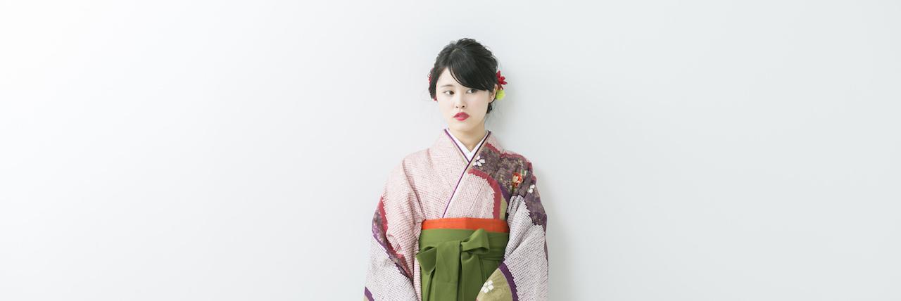 =【2020春】卒業式のロングの髪型|袴に合うヘアアレンジ♡