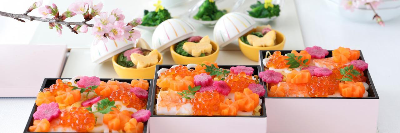 【特集】 お花見お弁当レシピ!おにぎりからデザートまでおしゃれかわいく | C CHANNEL - 女子向け動画マガジン