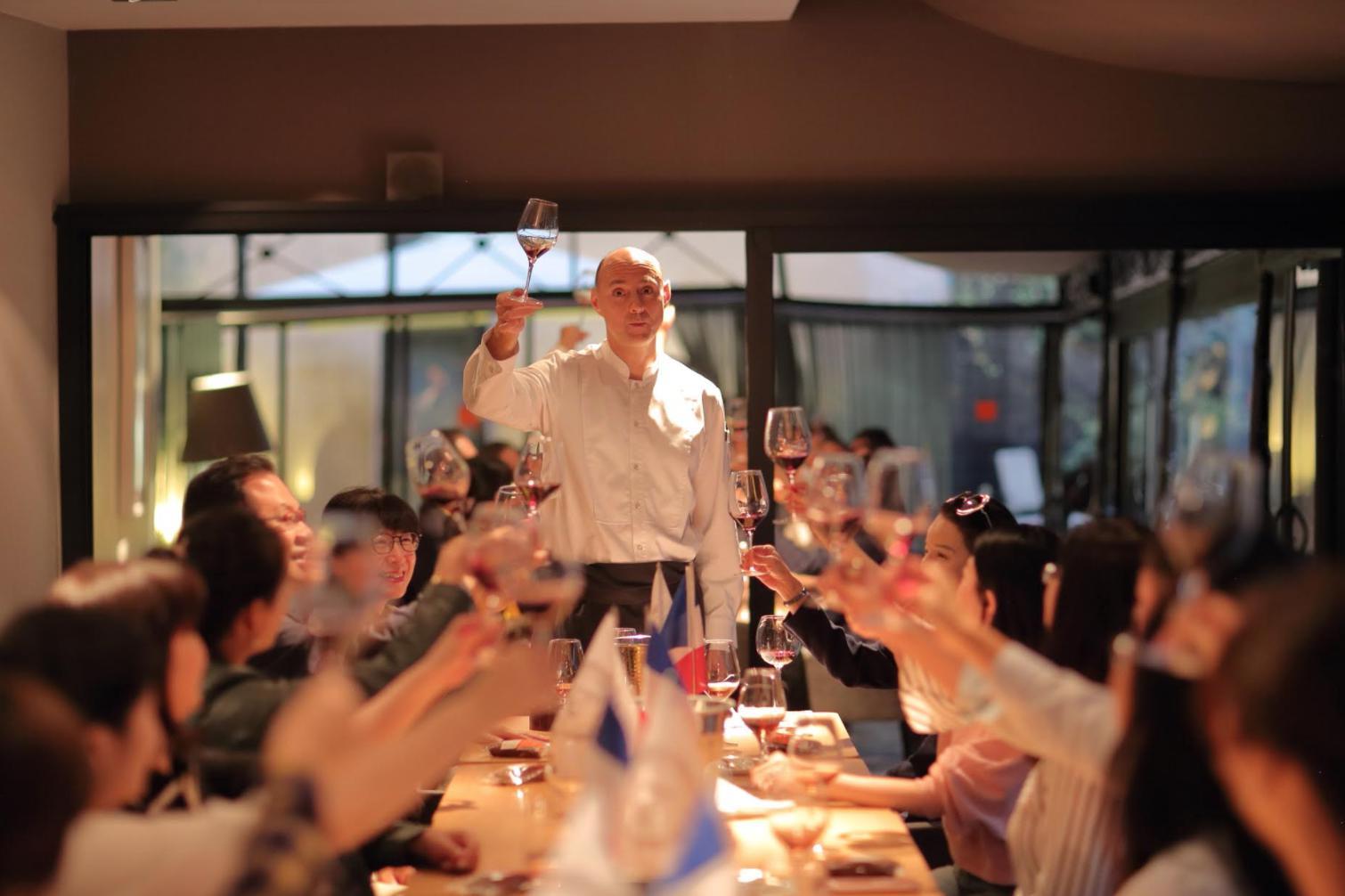 =攜手AECVF 嶺東科大打造全台最強法國餐酒旅遊學程