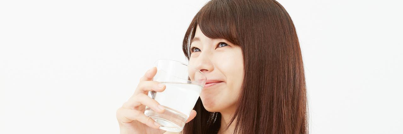 =ダイエット効果大!水を正しく飲んで代謝UP♪痩せやすい体作り