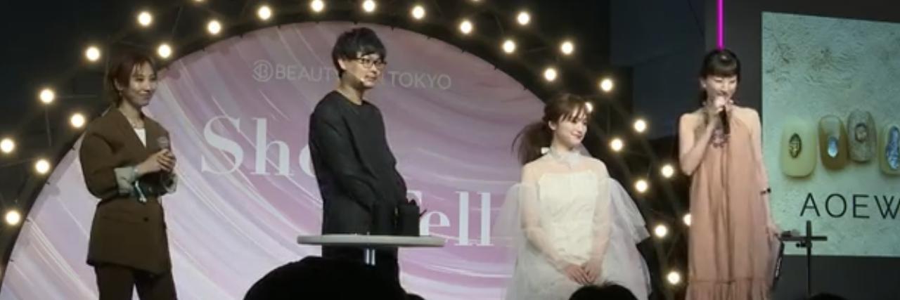 【特集】 「Beautycon Tokyo」HIROTOの色選びの方法 | C CHANNEL - 女子向け動画マガジン