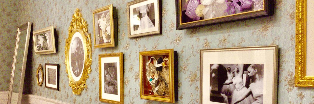 =写真で壁をコーディネート!夢のおしゃれ空間にする飾り方♡
