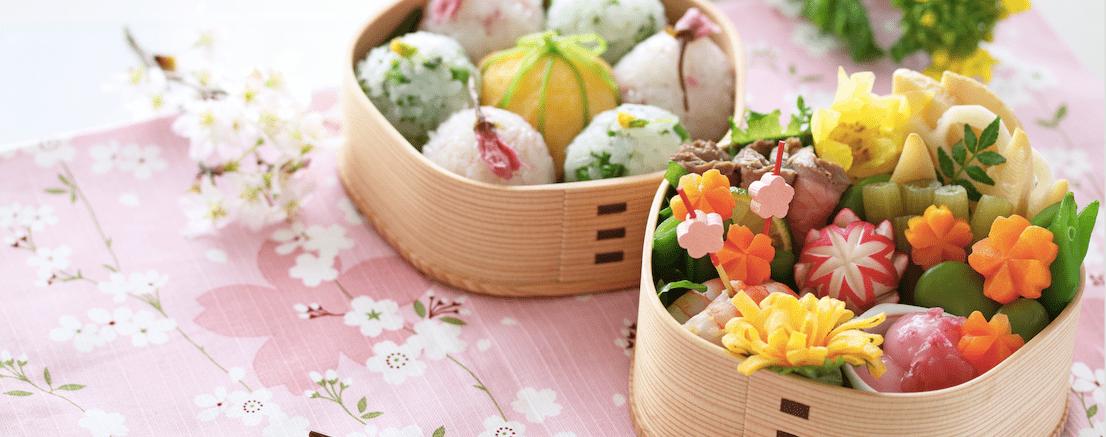 =お花見のお弁当にぴったり!かわいい&美味しい手作りレシピ集