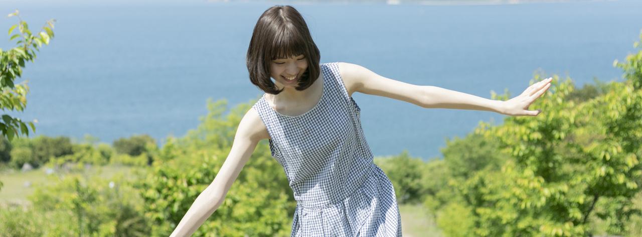 =アウトドアファッション【夏】日焼け対策もオシャレにばっちり!