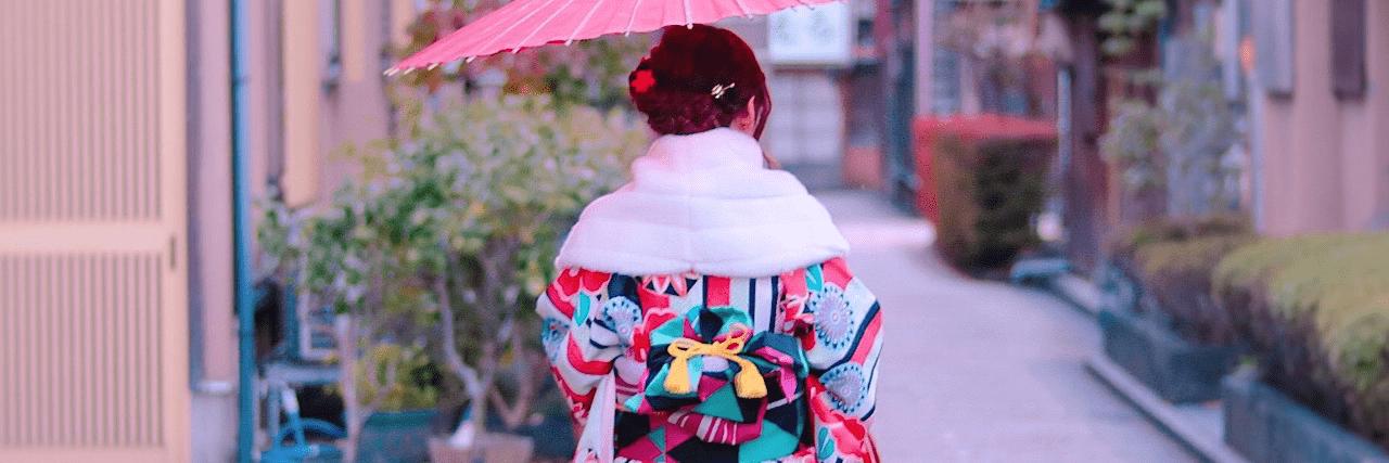 =初詣の髪型|和装に似合うレトロかわいい着物のヘアカタログ♡