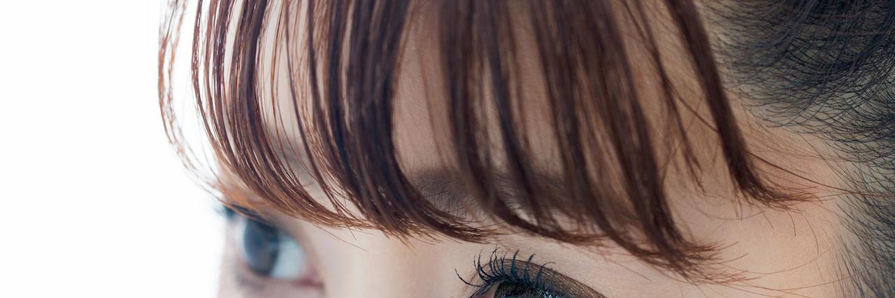 =トレンドの前髪は「ギザギザ」!自分でできる簡単アレンジテク