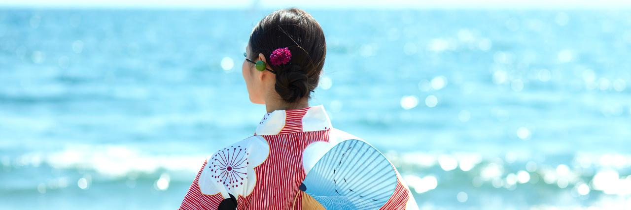=編み込み×浴衣!夏を思いっきり楽しみたいあなたへ贈るヘアアレンジ集
