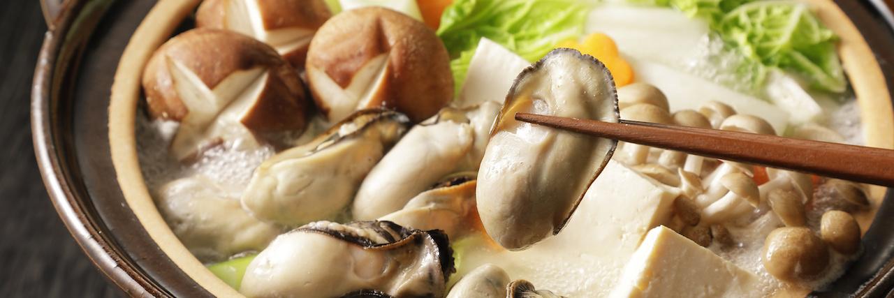 =牡蠣の簡単レシピ特集!お家で冬の味覚を贅沢に楽しもう♡