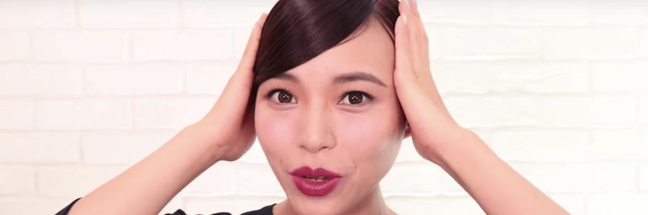 =元美容部員和田さん。ヘアーのやり方解説!CA風まとめ髪にも♡