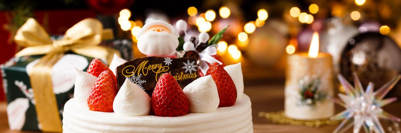 =簡単かわいいクリスマスケーキ&お菓子の手作りレシピ18選!