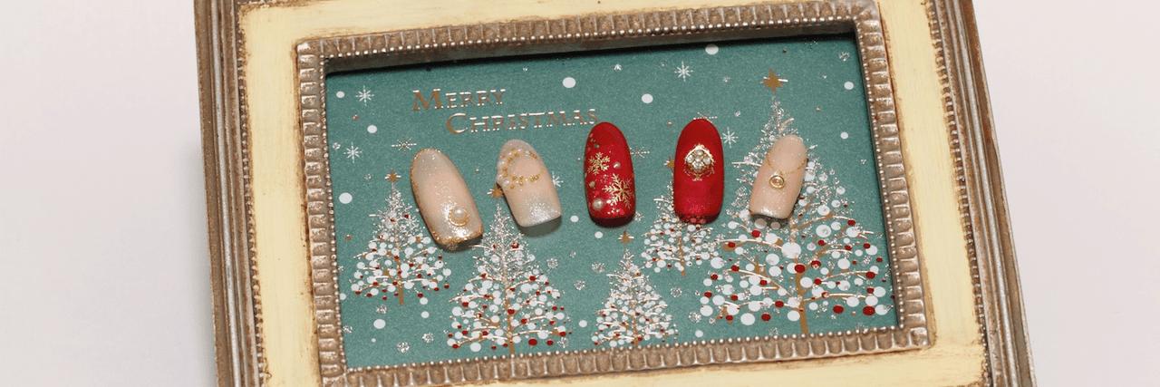 【特集】 【2019最新版】クリスマスネイル|人気のデザインで大人かわいく | C CHANNEL - 女子向け動画マガジン
