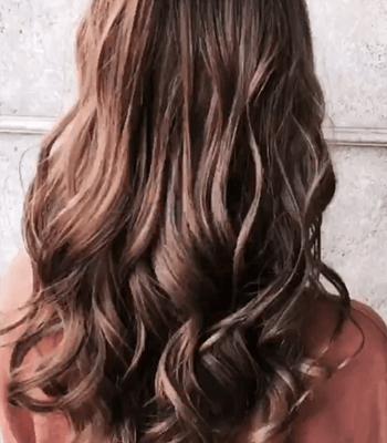ロングヘアのヘアアレンジ完全版 まとめ髪から巻き髪までご紹介 C
