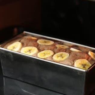 バナナ パウンド ケーキ ホット ケーキ ミックス