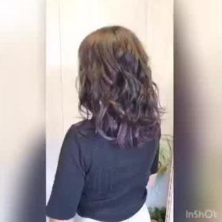 グラデーションカラーを色 長さ別に比較 簡単垢抜けヘアが叶う C