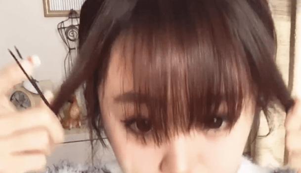 すき 方 髪の毛