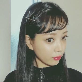 ピン 留め 方 前髪