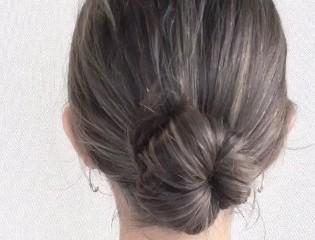 崩れないお団子ヘアのポイントを伝授!きっちりまとめ髪のコツ♡ | C ...