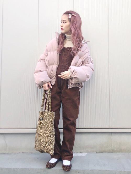 2020年冬ファッション!トレンドカラー・柄を使ったコーデ集