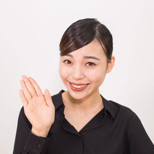 元美容部員和田さん。